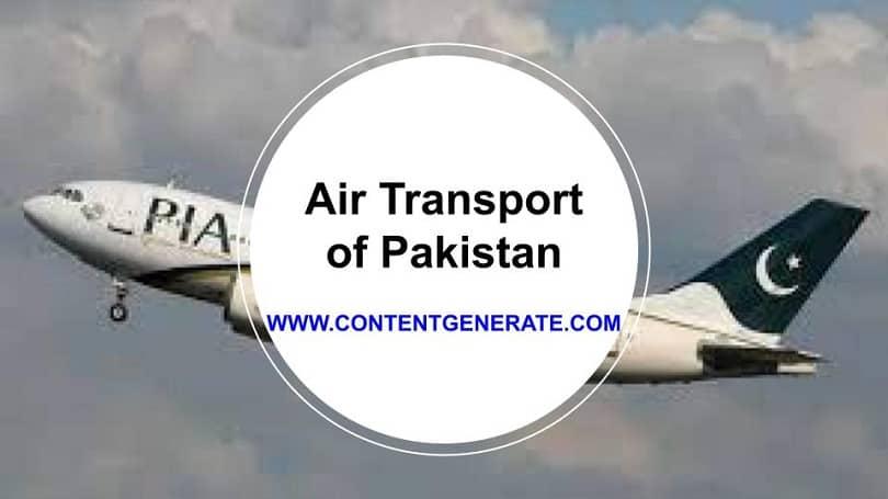 Air Transport of Pakistan