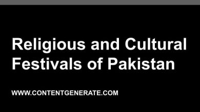 Religious and Cultural Festivals of Pakistan