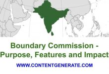Boundary Commission - Purpose, Features and Impact