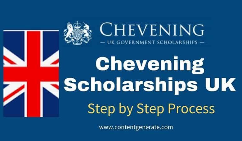 Chevening Scholarship In UK