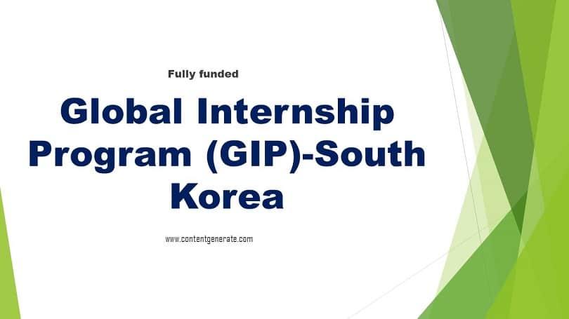 Global Internship Program( GIP) South korea-2021-2022 (2)