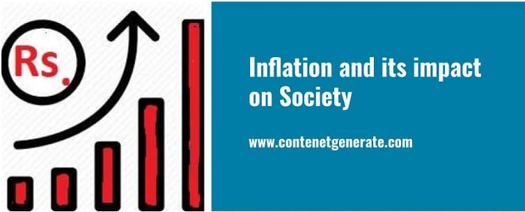 Inflation and its impact on economy