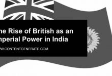 The Rise of British as an Imperial Power in India
