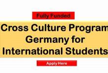 Cross Cultural Program Germany