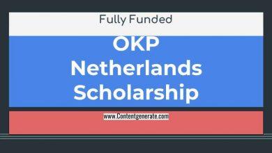 OKP-Netherlands-Scholarship