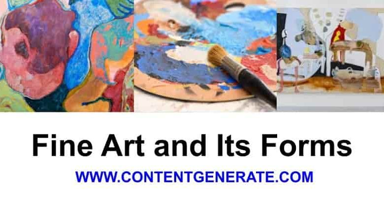 Fine Art and Its Forms