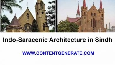 Indo-Saracenic Architecture in Sindh